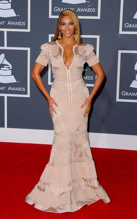 Beyonce - Grammy 2010