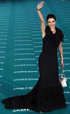 Goya 2010 - Maribel Verdú de Nina Ricci