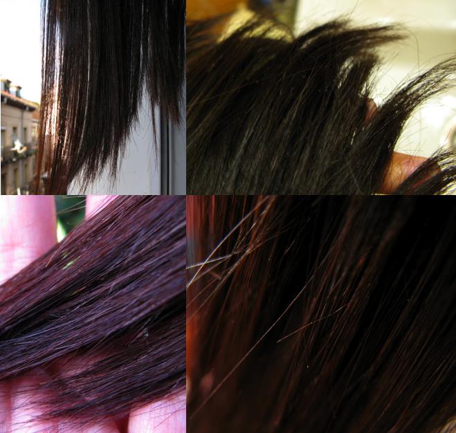 Pantene Nature Fusión - Mi pelo (antes)