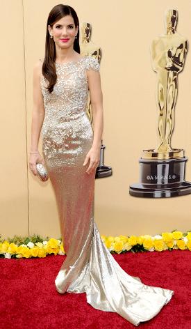 Oscars 2010 - Sandra Bullock