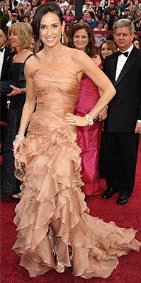 Oscars 2010 - Demi Moore