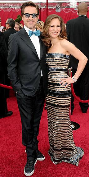 Oscars 2010 - Robert Downey Junior