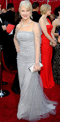 Oscars 2010 - Hellen Mirren