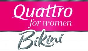 Logo Quattro for Women Bikini