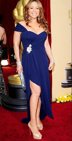 Oscars 2010 - Mariah Carey