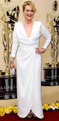 Oscars 2010 - Meryl Streep