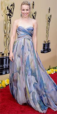 Oscars 2010 - Rachel McAdams