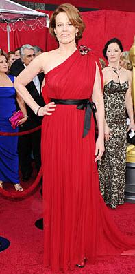 Oscars 2010 - Sigourney Weaver
