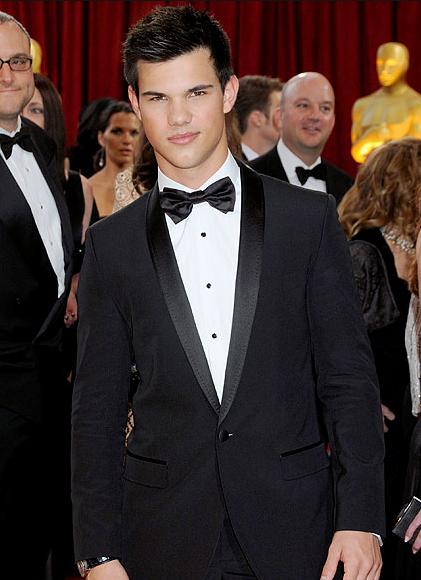 Oscars 2010 - Taylor Lautner