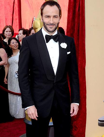 Oscars 2010 - Tom Ford