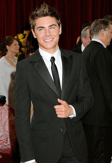 Oscars 2010 - Zac Efron