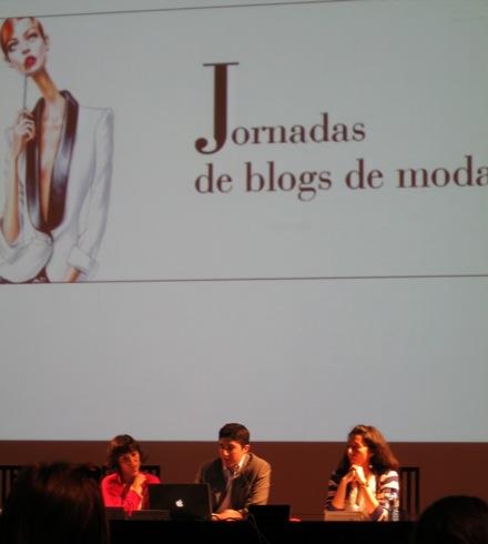 Jornadas de Blogs de Moda - Andy Ramos