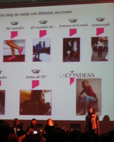 Jornadas de Blogs de Moda - Marina Conde Elvestidorconde.com