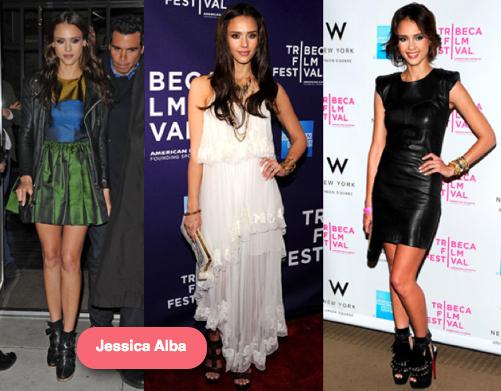 Modelitos de la semana 26 abril - 2 de mayo 2010