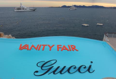 Cannes - Fiesta en honor a Scorsese de Gucci y Vanity Fair