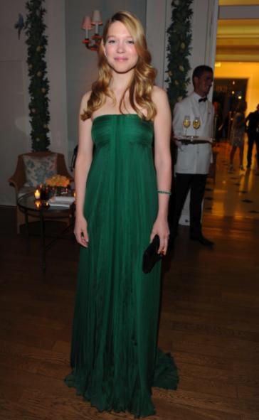 Cannes - Fiesta en honor a Scorsese - Lea Seydoux