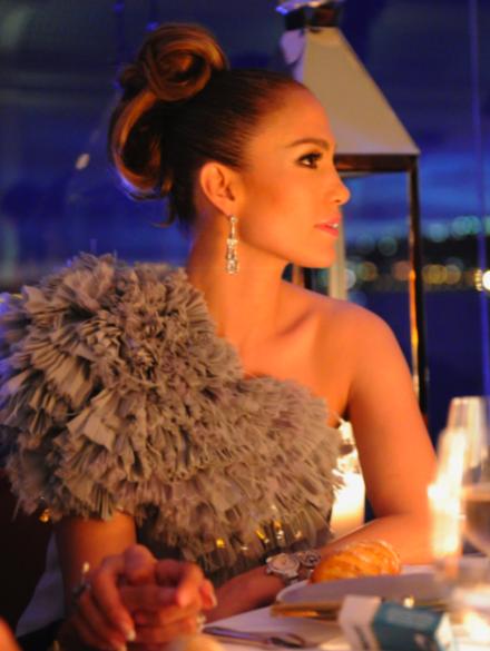 Cannes - Fiesta en honor a Scorsese - Jennifer Lopez