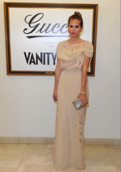 Cannes - Fiesta en honor a Scorsese - Dasha Zhukova