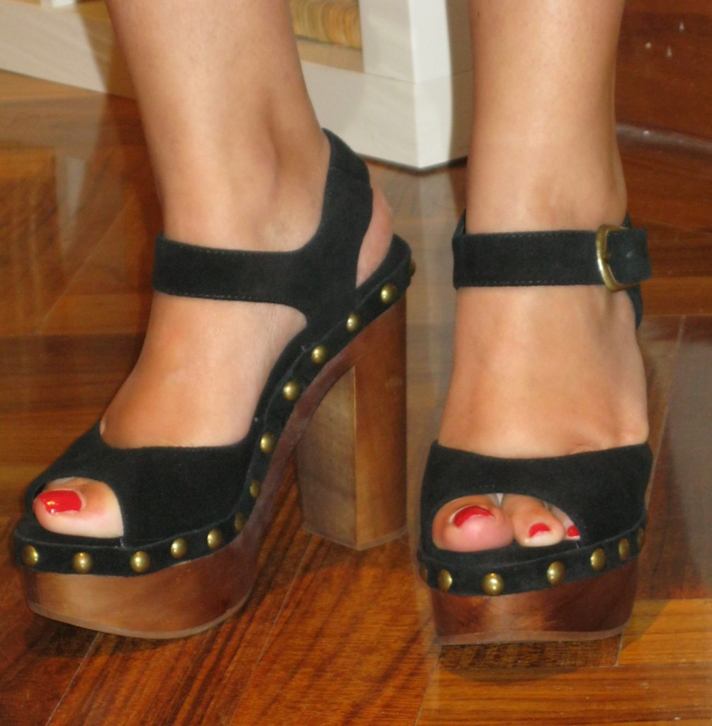 Zapatos nuevos - Jeffrey Campbell en mi armario