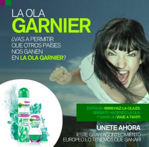 Desodorante Garnier MIneral