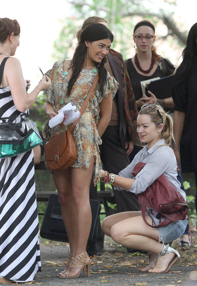 Rodaje de Gossip Girl - Nueva York 2
