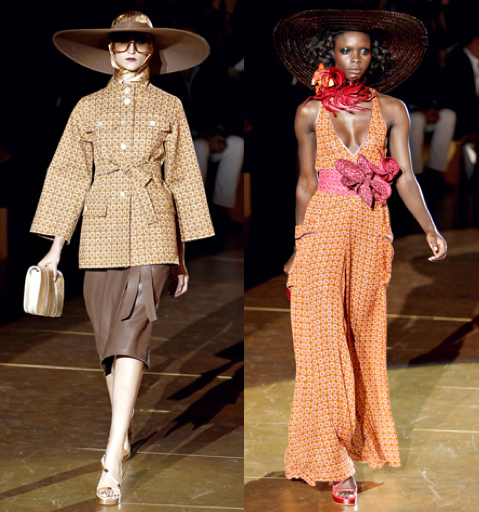 NYFW - Marc Jacobs - Spring 2011