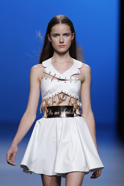 Cibeles Madrid Fashion Week - Maria Escoté Primavera 2011