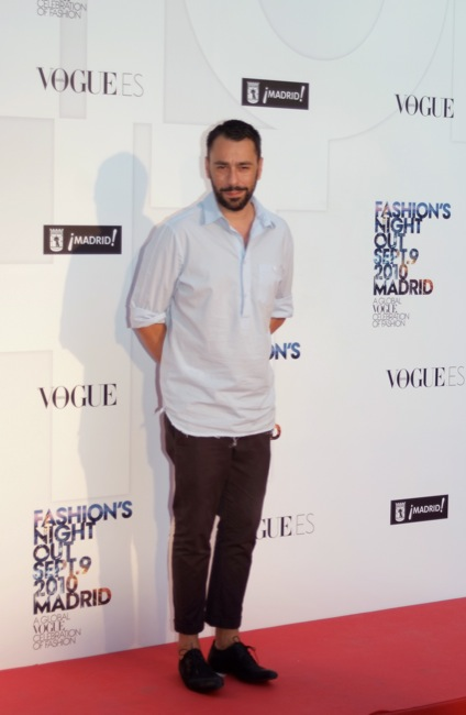 Fashion Night Out Madrid - Juanjo Oliva