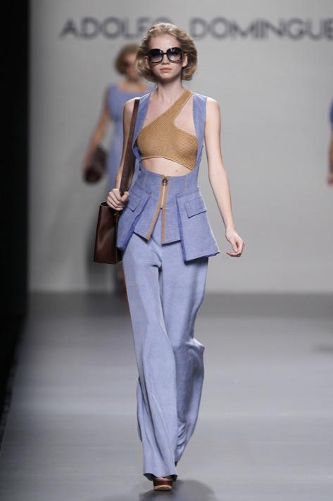 Cibeles Madrid Fashion Week - Adolfo Domínguez Primavera Verano 2011