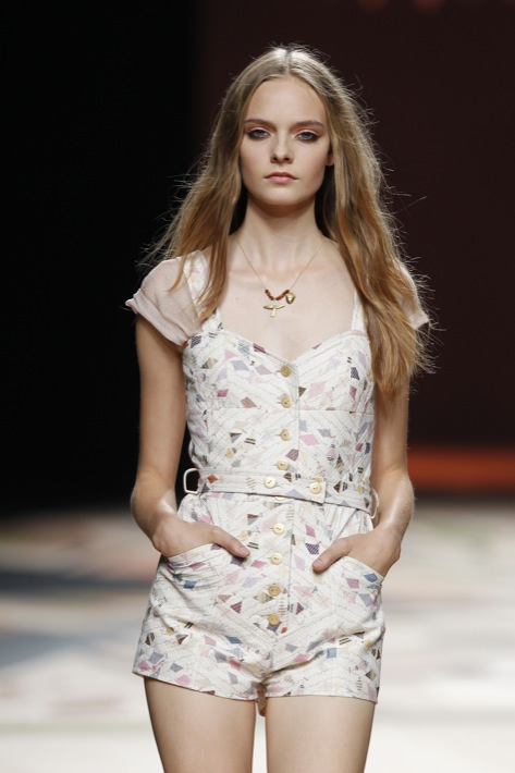 Cibeles Madrid Fashion Week - Ailanto Primavera 2011