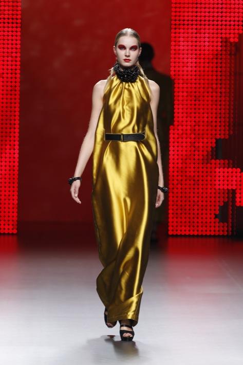 Cibeles Madrid Fashion Week - Ana Locking Primavera Verano 2011