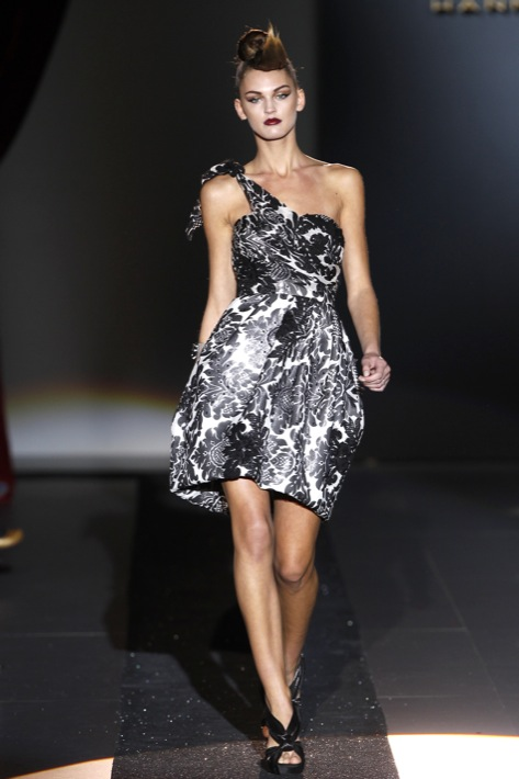 Cibeles Madrid Fashion Week - Hannibal Laguna Primavera 2011