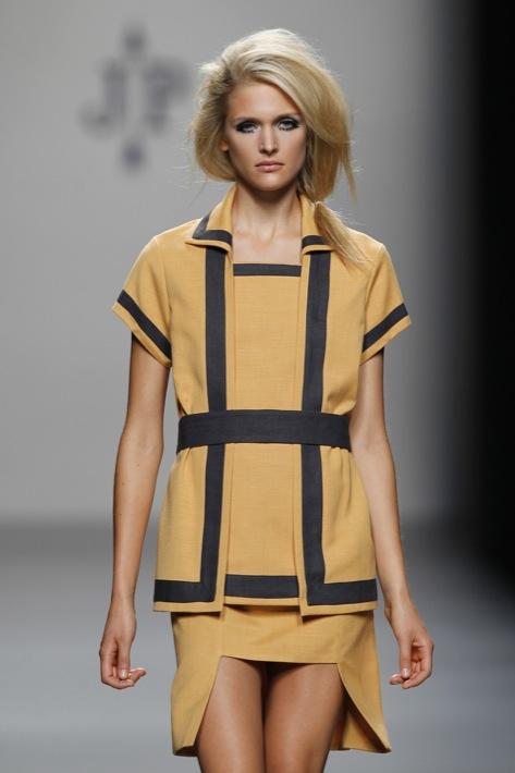 Cibeles Madrid Fashion Week - Jesus del Pozo Primavera 2011