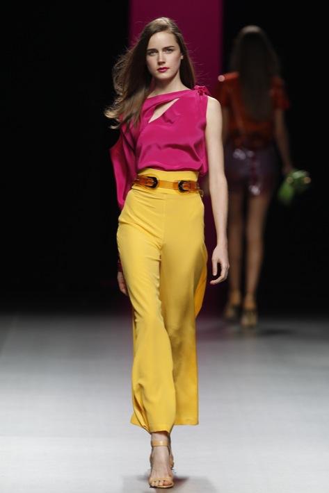 Cibeles Madrid Fashion Week - Juanjo Oliva Primavera Verano 2011