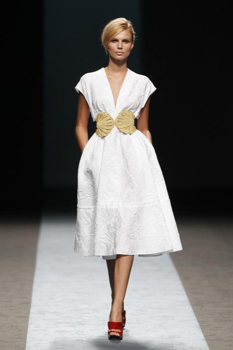 Cibeles Madrid Fashion Week - Miguel Palacio Primavera 2011