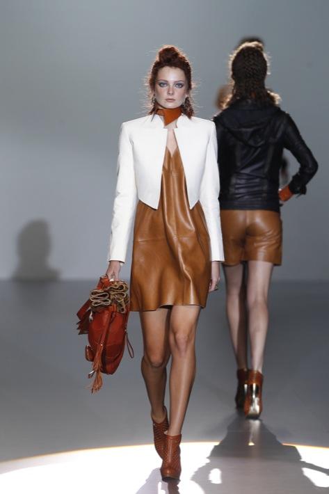 Cibeles Madrid Fashion Week - NIcolás Vaudelet Primavera Verano 2011