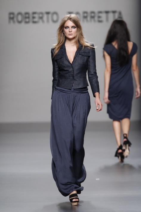 Cibeles Madrid Fashion Week - Roberto Torretta Primavera 2011