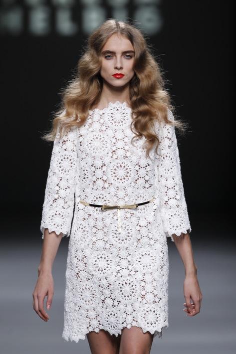 Cibeles Madrid Fashion Week - Teresa Helbig Primavera 2011