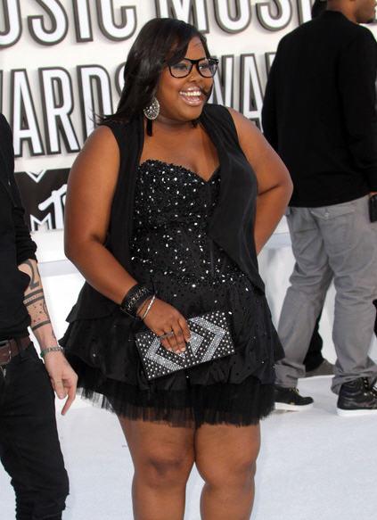 MTV Video Music Awards 2010 - Amber Riley