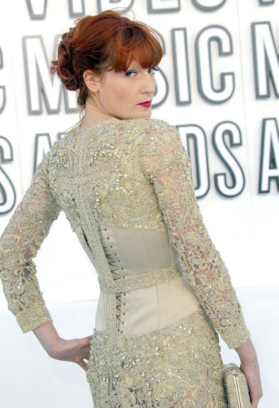 MTV Video Music Awards 2010 - Florence Welch