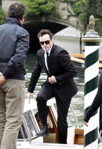 Festival de cine de Venecia - Joaquin Phoenix después