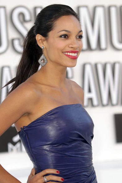MTV Video Music Awards 2010 - Rosario Dawson