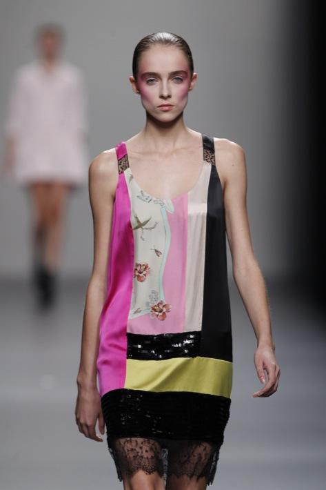 Cibeles Madrid Fashion Week - Lydia Delgado Primavera Verano 2011