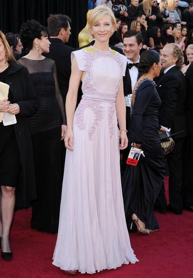 Oscars 2011 - Alfombra roja