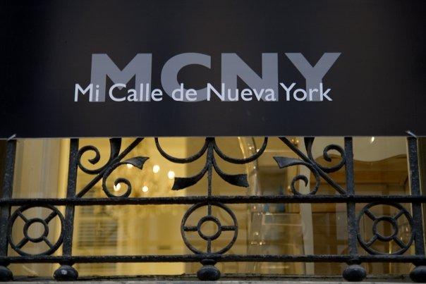 Mi calle de Nueva York