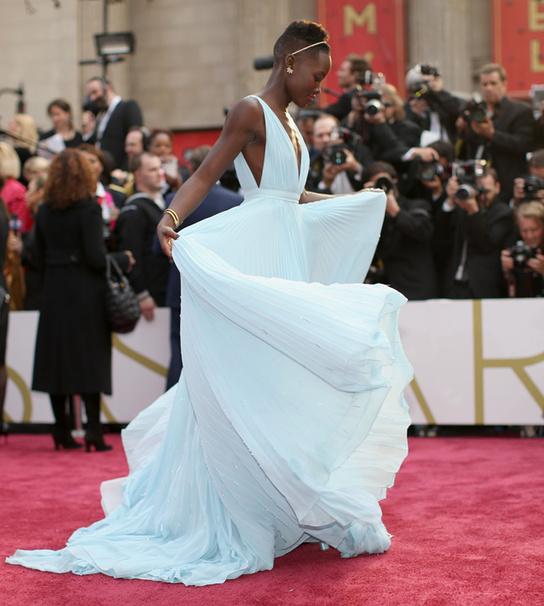 Lupita Nyong'o Oscar 2014