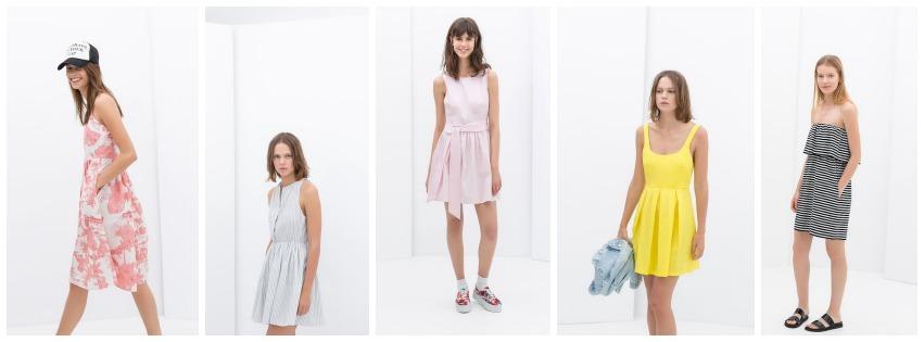 9b335622a Zara - Vestidos de primavera 2014 (1 2) - mi red carpet · slow ...