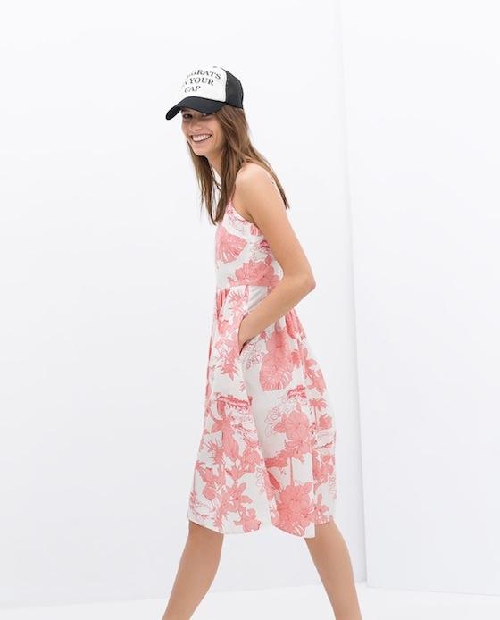 Vestidos Zara Primavera 2014