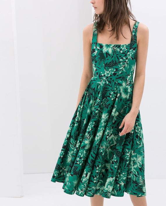 miredcarpet - Zara vestidos primavera