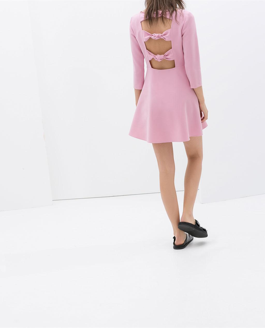 miredcarpet - Zara vestido primavera